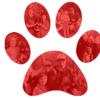 Red-Rock-K9-Paw-Print
