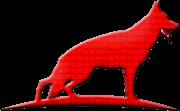 Red Rock K9 Logo